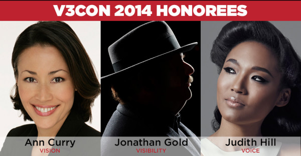 V3con Honorees 2014 600x312 LA Ticket Giveaway: 2014 V3 Digital Media Conference