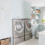 Gorgeous Laundry Rooms Eighteen25