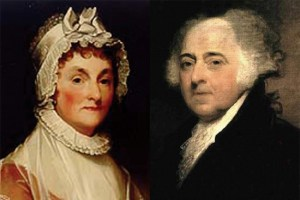 Portrait of John and Abigail Adams. (image courtesy of http://symonsez.files.wordpress.com/2009/03/johnabigail1.jpg)