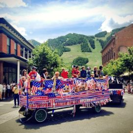 aspen parade