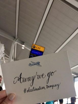 Destination: London