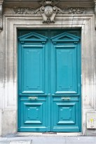 Paris door 1