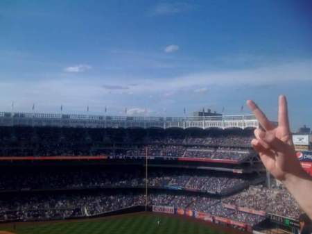 Jaimie- Yankee Stadium