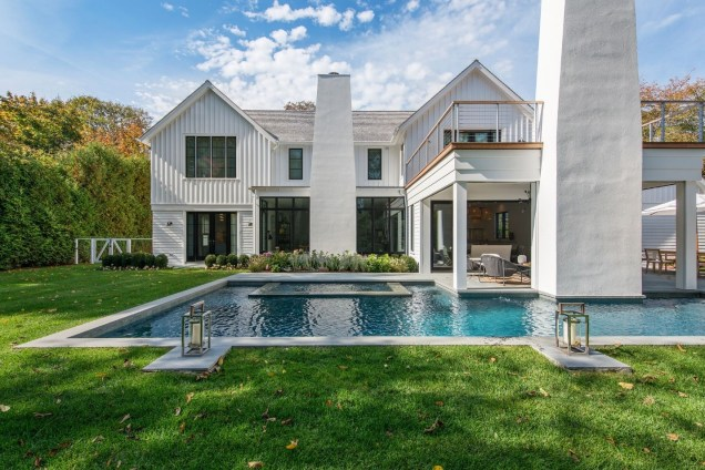 Our East Hampton project
