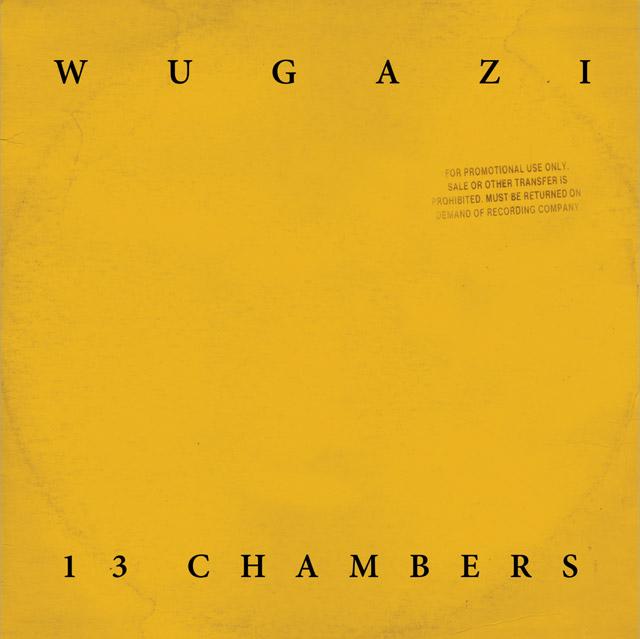 Wugazi - 13 Chambers album cover