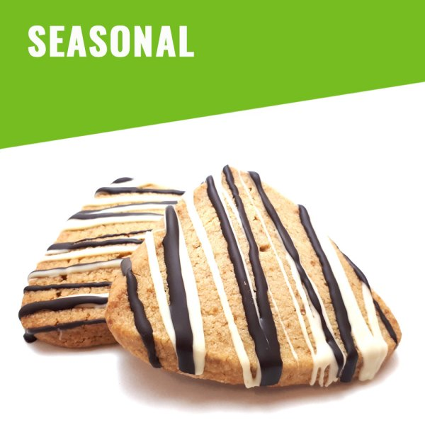 Gluten Free Bakery - Seasonal Short bread