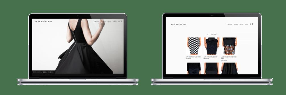 Aragon Siteweb
