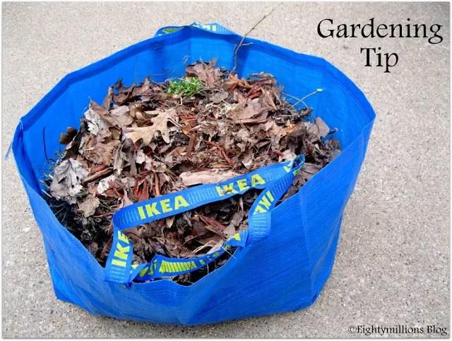 A Simple (DIY) Gardening Tip