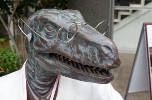 子どもは恐竜大好き