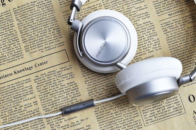 headphones-newspaper