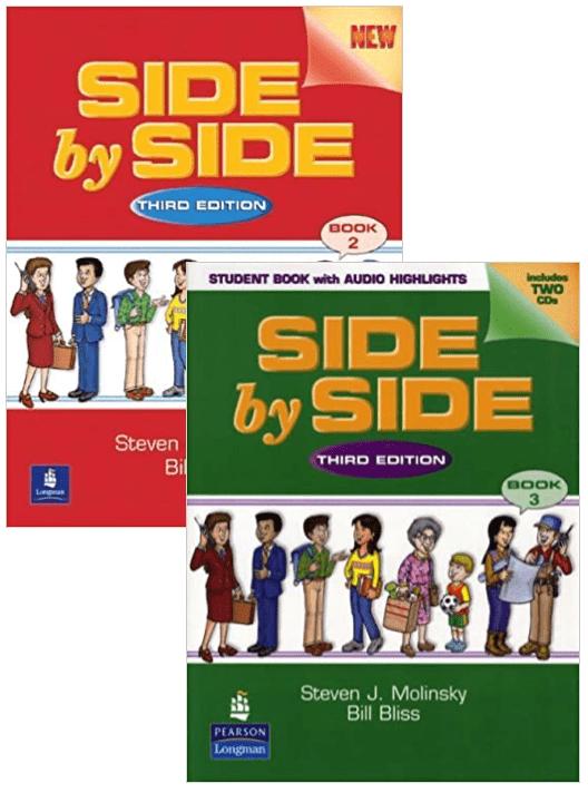Side by Side Book 2 & 3 テキスト - 函館英会話教室EigoLa - グループレッスン英会話