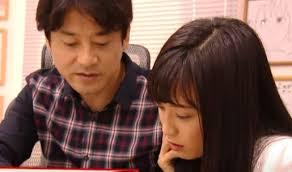 小島瑠璃子と原泰久の写真
