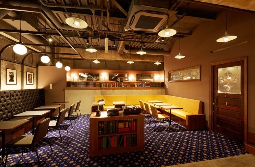 ueshima aoyama 2 1024x670 - 【厳選版】都内で社会人が快適に勉強できる場所 おすすめ8選