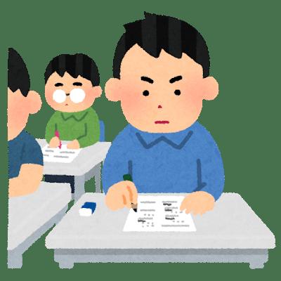 test shiken man - 【2019年版】TOEIC受験日当日まとめ