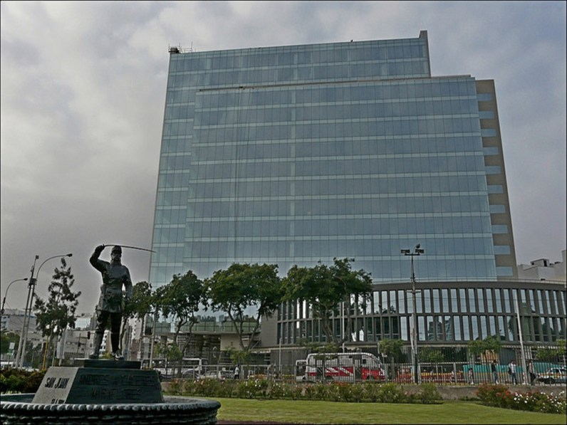 Sede Perú. EIGP