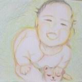 ぷりお画廊1「笑顔」