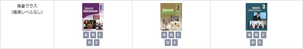 QQ Englishの教材「発音クラス」のテキストの画像