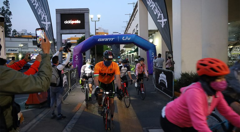Rodada Sport City Xperience_