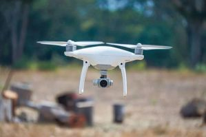 Drones are the new media