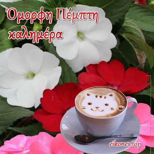 Όμορφη Πέμπτη…Καλημέρα!