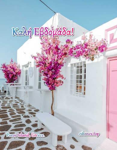 Read more about the article Καλημέρα και καλή εβδομάδα με ελληνικές νησιώτικες ομορφιές!!!