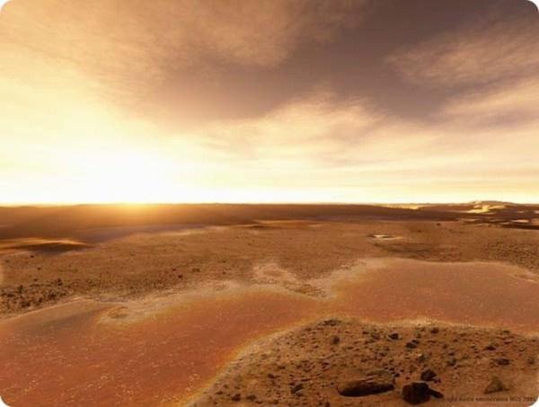 Μαγευτικές εικόνες: Έτσι φαίνεται η ανατολή του Ηλίου από τον Άρη!