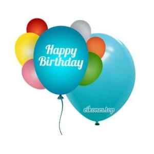 Μπαλόνια για Happy Birthday και Happy Birthday to You.!