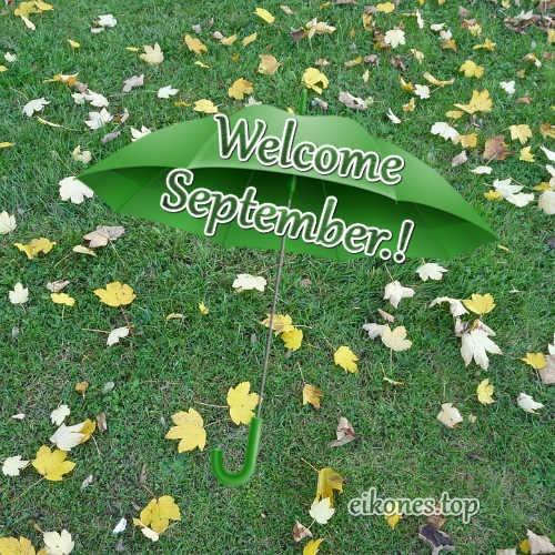 Welcome September, Hello September