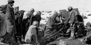 Εικόνες από τον ελληνοϊταλικό πόλεμο του 1940 του Δημήτρη Χαρισιάδη