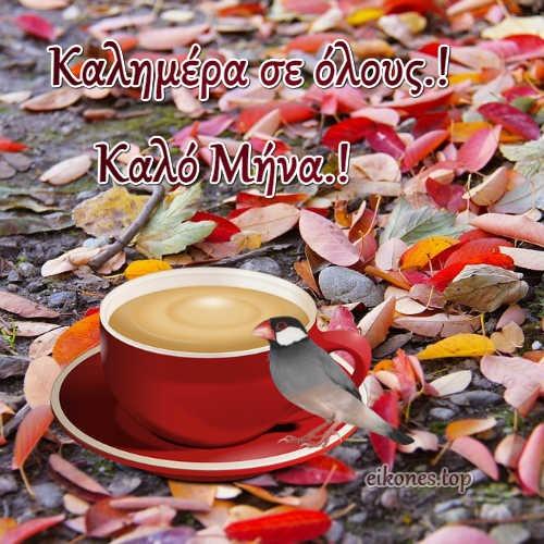 Καλημέρα-καλό μήνα-eikones.top