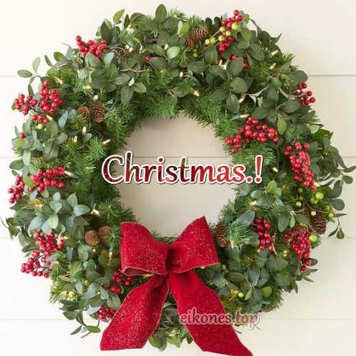 Christmas wreaths.! eikones.top