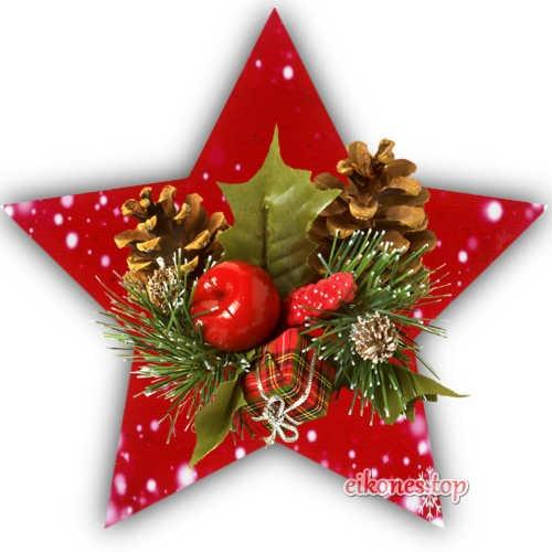 Χριστουγεννιάτικα Αστέρια.!