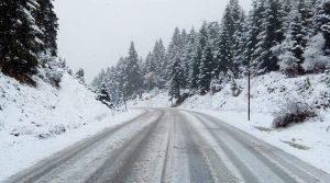 Πολικές θερμοκρασίες στο μαγευτικά χιονισμένο Περτούλι