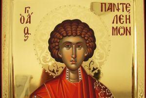 Read more about the article Άγιος Παντελεήμονας: Ο ιατρός των ψυχών – Βίος και θαύματα