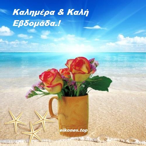 Read more about the article Καλημέρα & Καλή Εβδομάδα.! Όμορφο πρωϊνό σε όλους.!