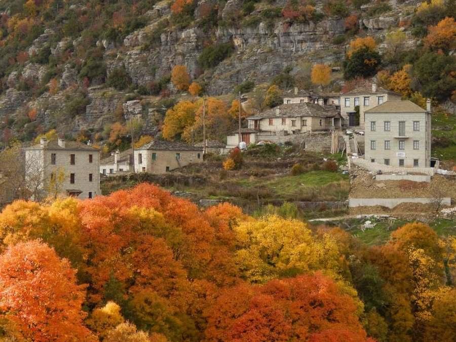 Φθινόπωρο στα Ζαγοροχώρια-eikones.top