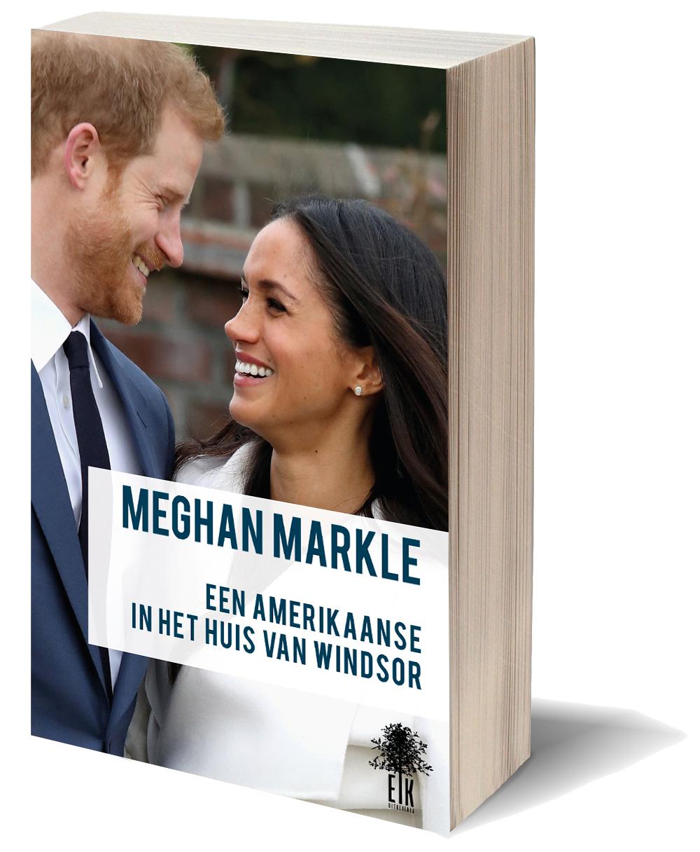 Meghan Markle : een Amerikaanse in het huis van Windsor