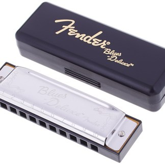 Fender Blues Deluxe Harmonica F