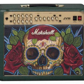 Marshall JVM215C Custom Shop Tattoo