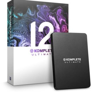 Native Instruments Komplete 12 Ultimate *Upgrade Select*