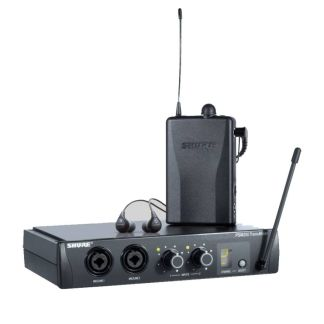Shure PSM Wireless Monitor Systeem incl. SE112