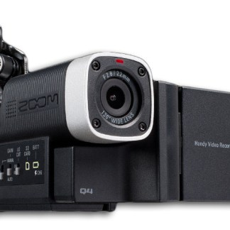 Zoom Q4 Audio Video Recorder