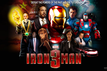 Image result for איירון מן 3