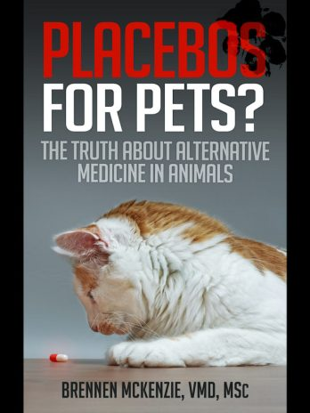 Book on alternative veterinary medicine: Placebos for Pets