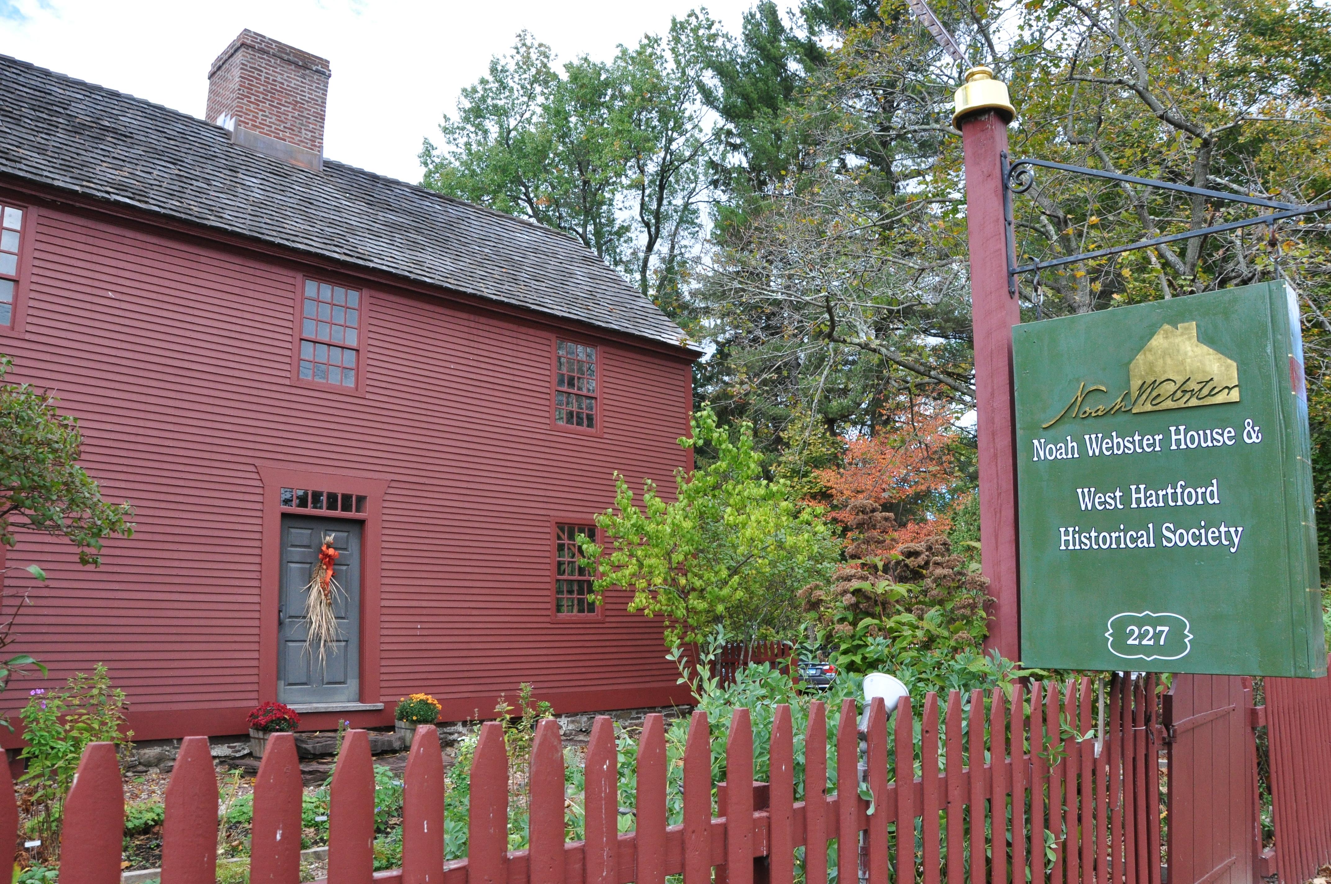 Webster Museum House Noah