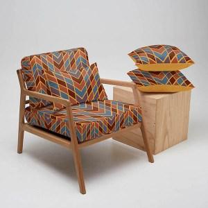 Cinnamon Chair Warm