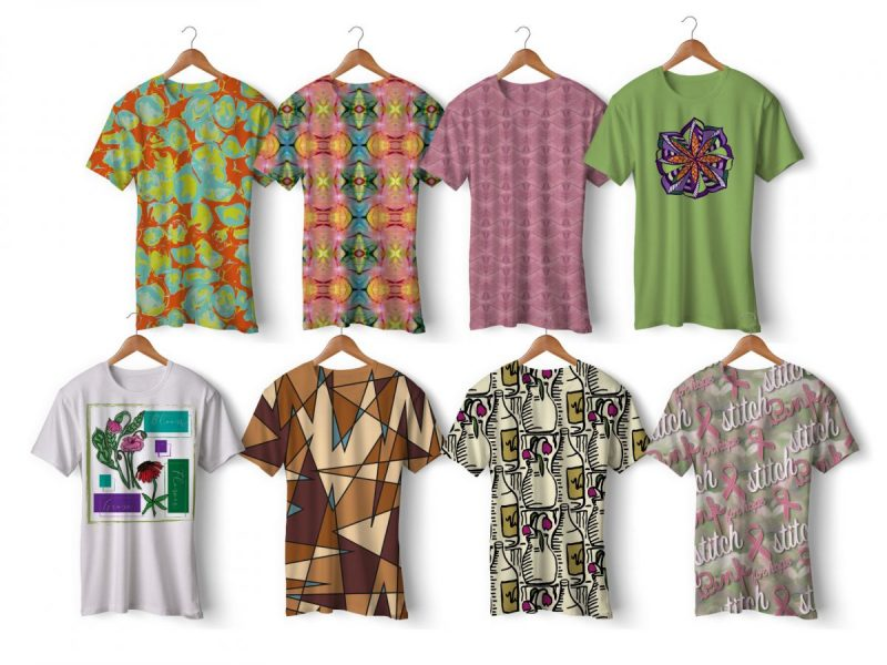 T-shirt group