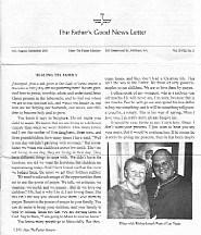 Our original newsletter