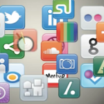 Social Networking Websites Icons
