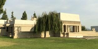 Hollyhock House designed for heiress Aline Barnsdall